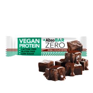 AbsoBAR ZERO - Dupla Csokoládés Brownie